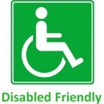 appartamento accessibile ai disabili