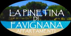 Go to La Pinetina di Favignana